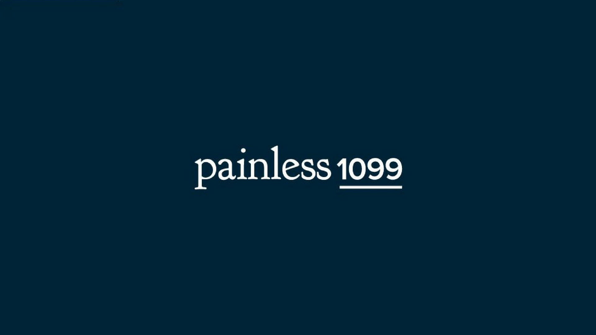 Painless 1099